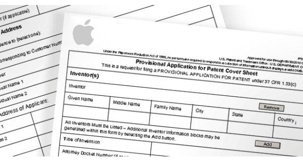 patent apple slide to unlock