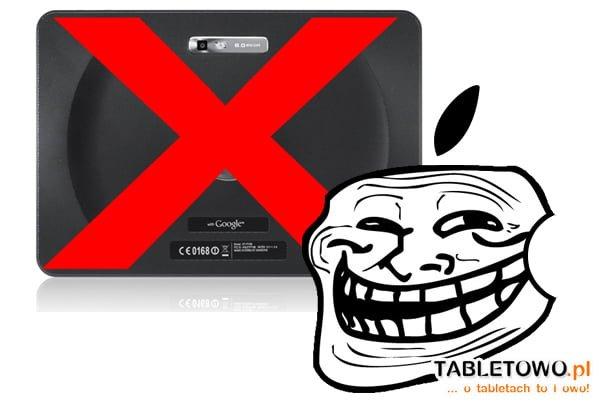 Tabletowo.pl Apple wygrywa z Samsungiem. Sprzedaż Galaxy Tab 10.1 w Australii czasowo zakazana Apple Nowości Samsung