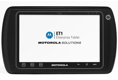 tablet motorola et1