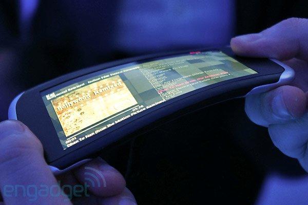 Tabletowo.pl Nokia prezentuje elastyczny ekran kinetyczny (wideo) Ciekawostki Nokia Nowości