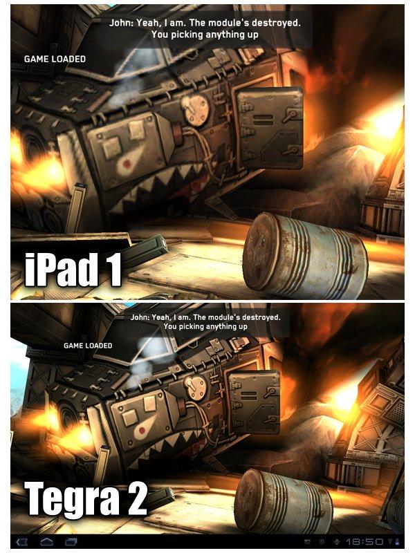 Środy z Nvidia Tegra Zone: Shadowgun 20