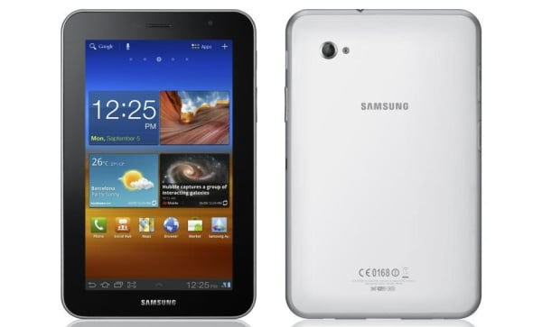 tablet samsung galaxy tab 7.0 plus