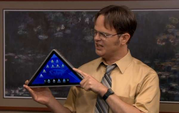 tablet the pyramid