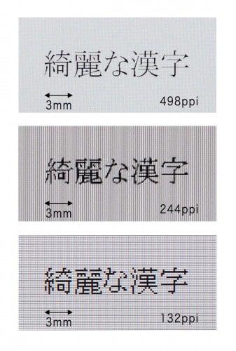 """Tabletowo.pl Rewelacyjny ekran Toshiby: 6,1"""", 2560 x 1600 pikseli, 498 ppi Ciekawostki Nowości Toshiba"""