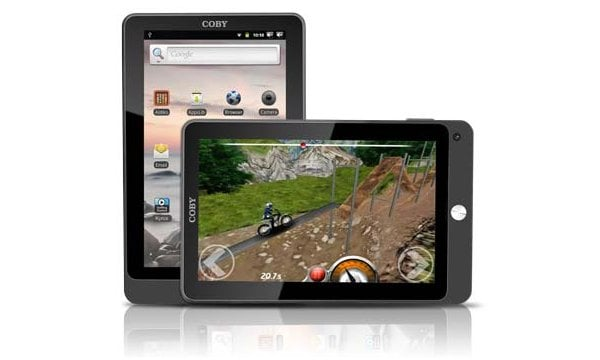 tablet coby kyros mid7022