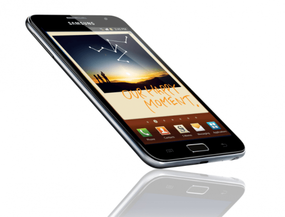 tabletsmartfon samsung galaxy note