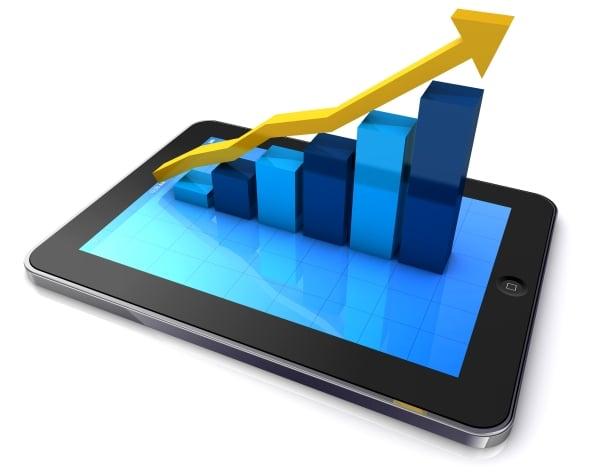 wzrost zainteresowania tabletami