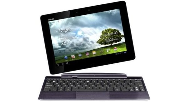 tablet asus eee pad transformer prime