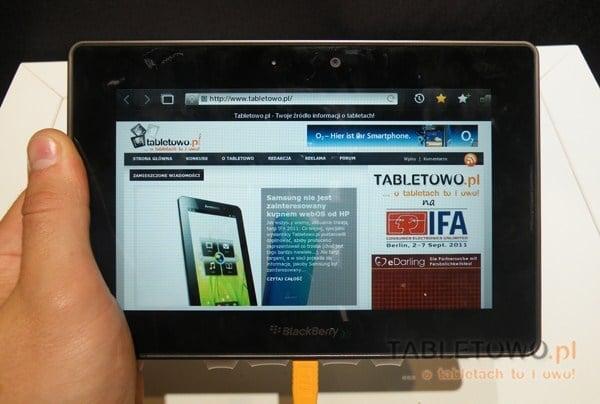 Tabletowo.pl BlackBerry PlayBook za jedyne 199 dolarów. To się musiało tak skończyć Nowości