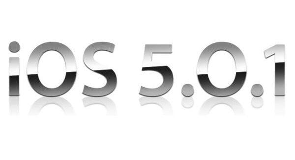Tabletowo.pl iOS 5.0.1 już jest - aktualizacja OTA Apple Nowości