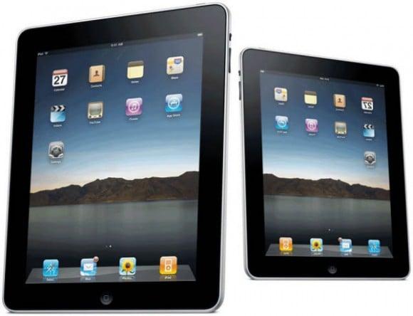 tablet apple ipad small