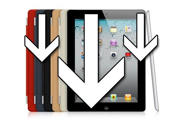 Tabletowo.pl Analitycy prognozują: spadnie cena iPada 2 Apple Ciekawostki Nowości