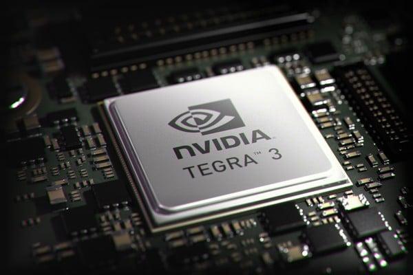 chip nvidia tegra 3