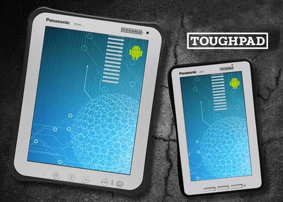 tablet panasonic toughpad a1 i b1