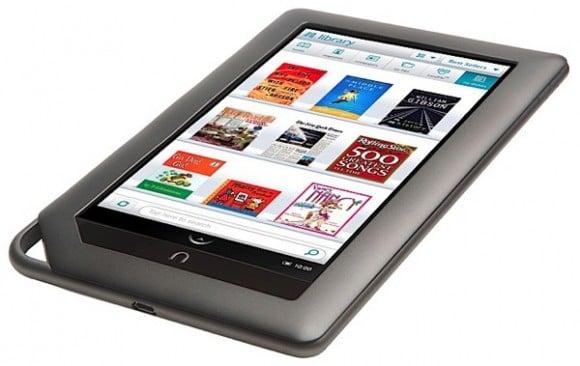 Tabletowo.pl Nook Tablet, arcyrywal Amazon Kindle Fire, zaprezentowany! Nowości