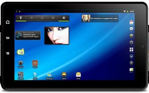 tablet nt-k