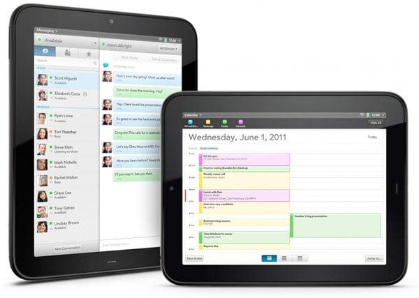 HP TouchPad za €150 dla zarejestrowanych programistów WebOS 31