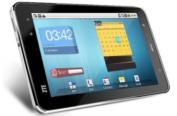 tablet zte light