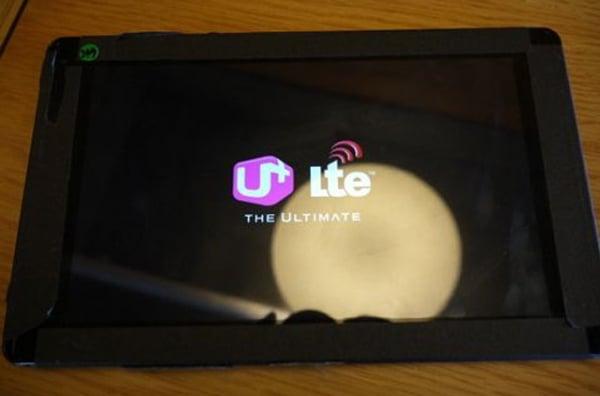 tablet lg optimus pad lte