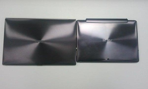 Asus Transformer Prime vs Zenbook UX21