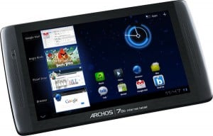 tablet archos 70b internet tablet
