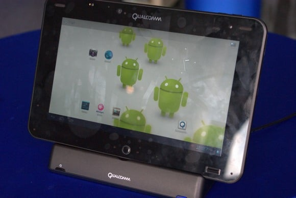 android 4.0 tablet snapdragon