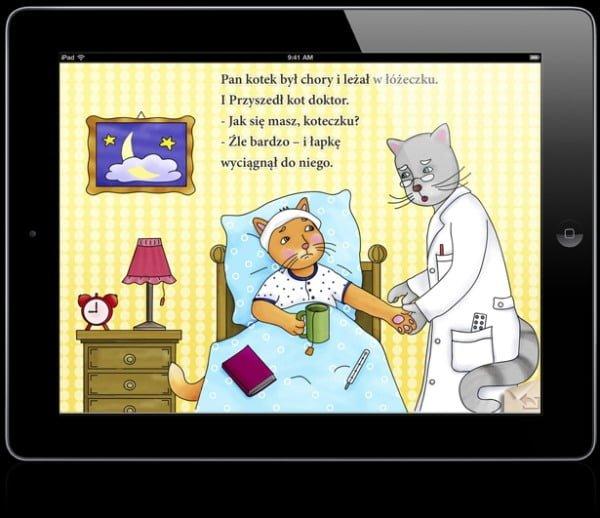 Tabletowo.pl Bajki polskie na iOS - ciekawy projekt dla maluchów (+kody dla czytelników) Aplikacje Apple Nowości