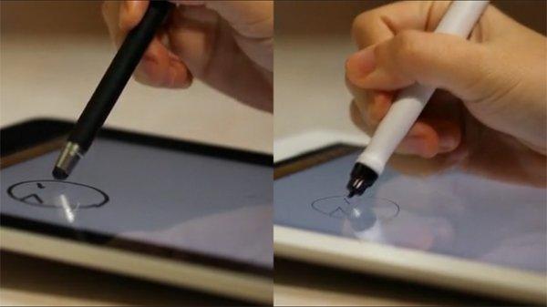 Tabletowo.pl Cregle iPen - pierwszy rysik dla iPada z kursorem Akcesoria Apple Nowości