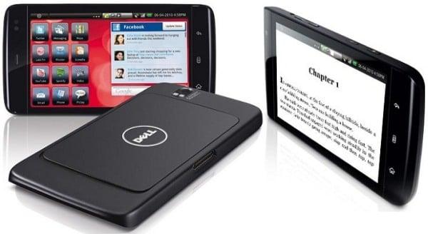 tablet dell streak 5