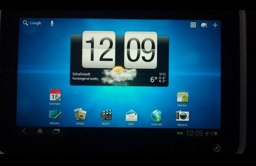 Tabletowo.pl Android 3.2 Honeycomb dla HTC Flyer - aktualizacja rozpoczęta (update: także w Polsce!) Nowości