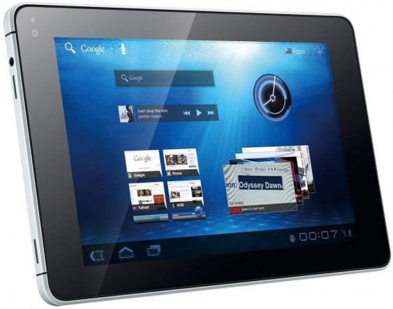 Tabletowo.pl Nadchodzi Android 4.0 dla Huawei MediaPad Nowości