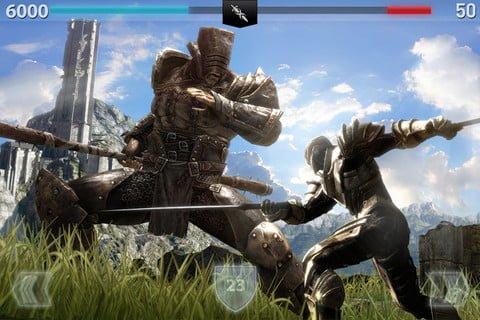 Tabletowo.pl Gra Infinity Blade II dostępna w App Store Aplikacje Apple Nowości
