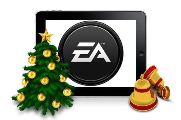 Tabletowo.pl Świąteczna wyprzedaż gier EA Games w AppStore Aplikacje Apple Nowości