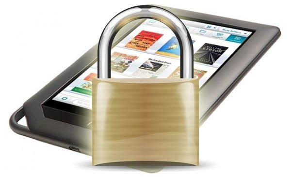 Tabletowo.pl Aktualizacja Nook Tablet blokuje aplikacje zewnętrzne Nowości