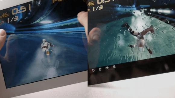 Tabletowo.pl Jak gra się na tabletach, czyli porównanie Asusa Transformer Prime i Apple iPada 2 Aplikacje Apple Ciekawostki Nowości Porównania