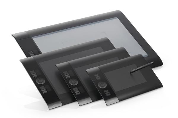 Wacom rozszerzy linię tabletów graficznych z serii Intuos4 21