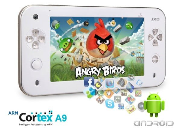 Tabletowo.pl JXD S7100 - tablet dla graczy? Chińskie Nowości