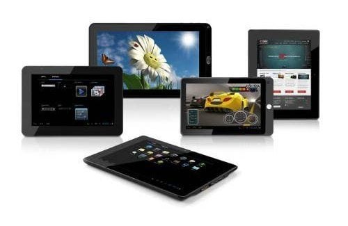 tablet coby android aic