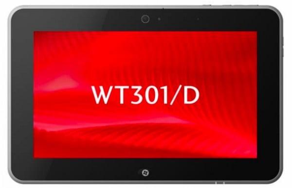 tablet toshiba wt301/D