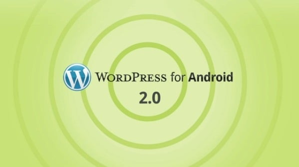 wordpress 2.0 android tablet