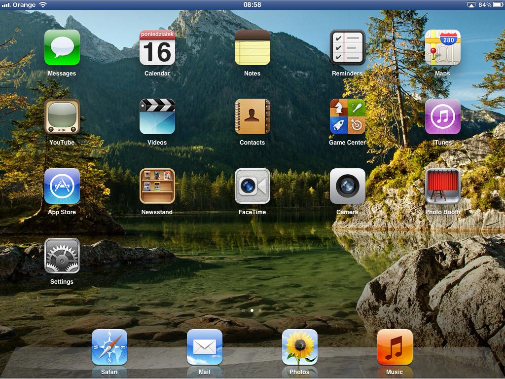 Tabletowo.pl Mirroring ekranu iPada 2 za pomocą Apple TV Akcesoria Aplikacje Apple