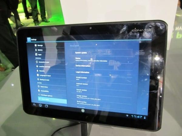 Tabletowo.pl Acer Iconia Tab A510 w kwietniu w cenie 500 euro? Nowości Plotki / Przecieki