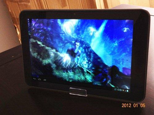 Tabletowo.pl 3D wkracza na rynek tabletów, Aigo i Brando pionierami (wideo) Chińskie Nowości