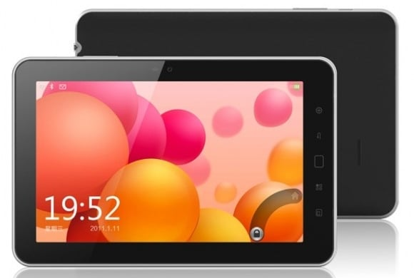 tablet aigo m803