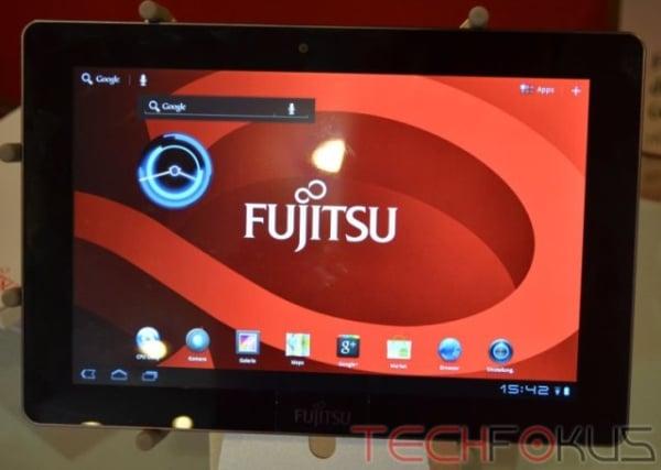 Tabletowo.pl Fujitsu Stylistic M532 - grono tabletów z Tegrą 3 się powiększa Nowości