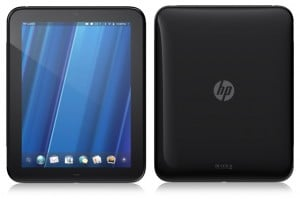 tablet hp touchpad webos