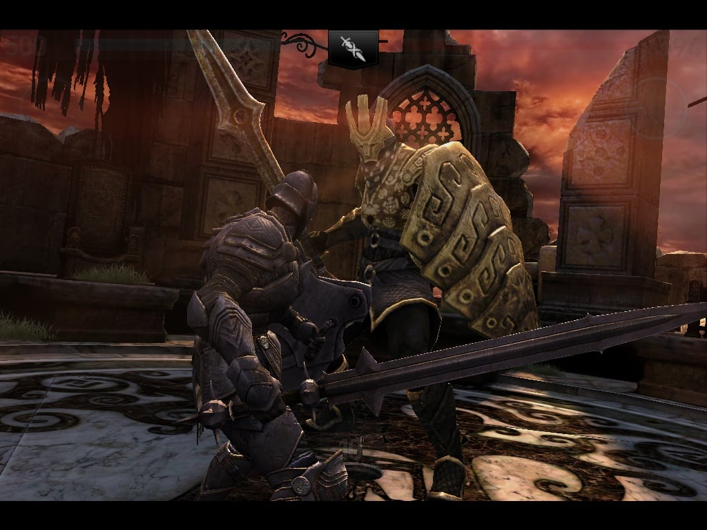Recenzja Infinity Blade II (iPad) 28