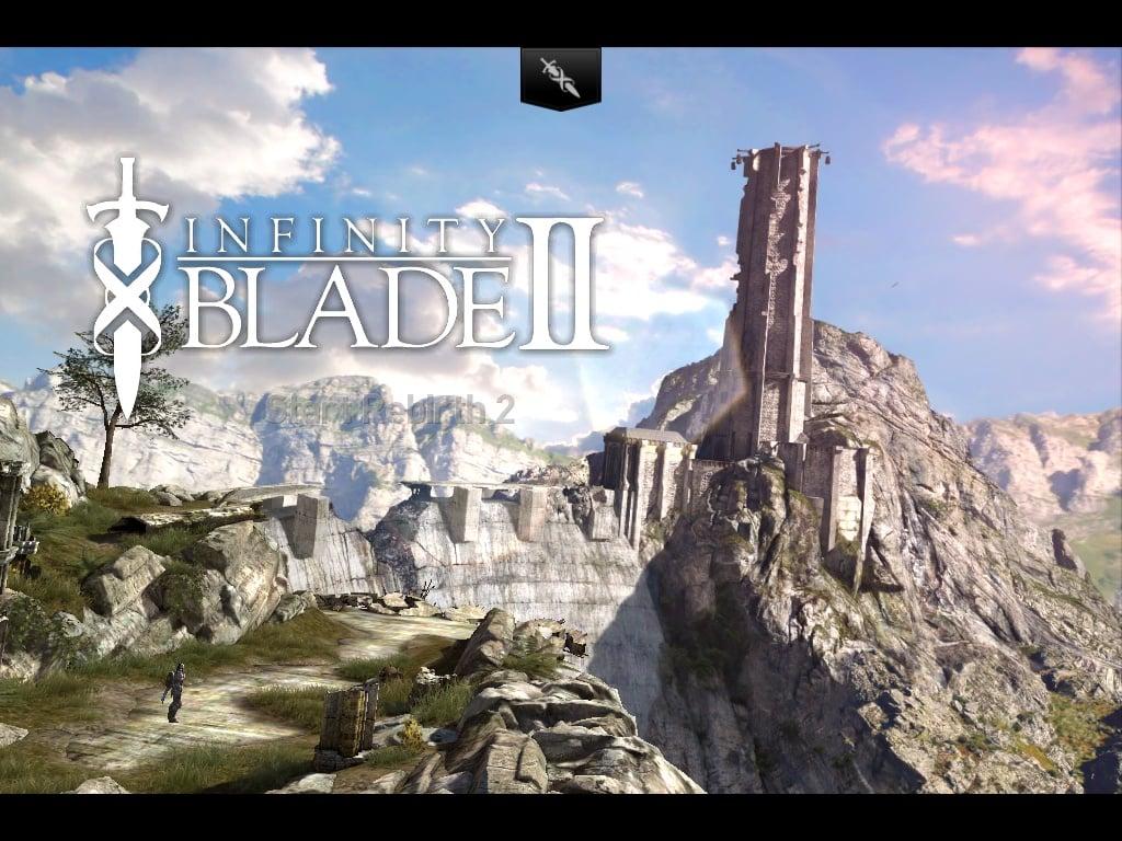 Tabletowo.pl Recenzja Infinity Blade II (iPad) Aplikacje Apple Nowości Recenzje