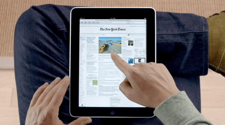 Tabletowo.pl iPad może być powodem Waszych tajemniczych bólów głowy Apple Ciekawostki Humor Nowości
