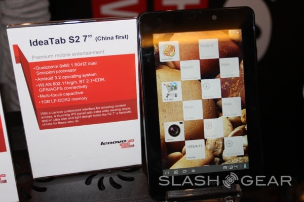 """Tabletowo.pl Lenovo IdeaTab S2 7 dla lubiących ekrany 7"""" Nowości"""
